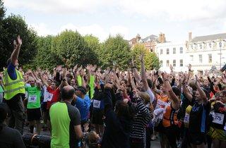 Salisbury Half Marathon