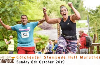 RunThrough Colchester Stampede Half Marathon
