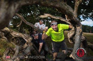 Spartan Race UK - Windsor Trifecta Weekend