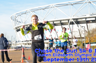 RunThrough Olympic Park 5K & 10K - September
