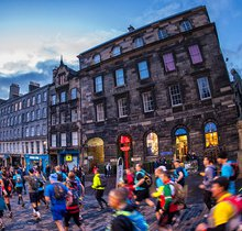 Rat Race Ultra Tour of Edinburgh