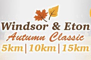Windsor & Eton Autumn Classic - 5km, 10km, 15km Run