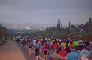 Phoenix Arizona Marathon
