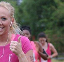 Race for Life Pretty Muddy 10k - Leicestershire