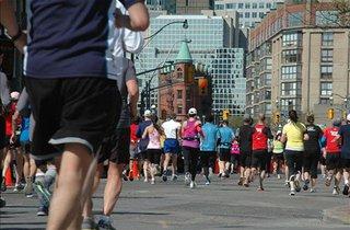 Goodlife Fitness Toronto Marathon