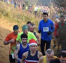 Merthyr Mawr Christmas Pudding Race