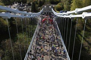 Jones Crisps Anglesey Half Marathon & 10k