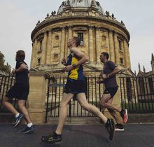 Virgin Sport Oxford Half Marathon
