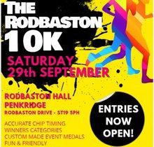 The Rodbaston 10K
