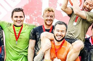 5KM Obstacle Run - The Suffering Race Series 1