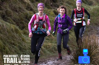 Peak District Trail Running Spring Series #2
