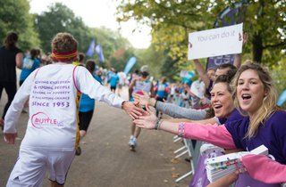 Royal Parks Foundation Half Marathon