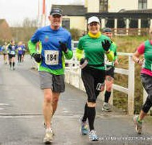 New Years Eve 10 Mile Road Race - Gloucester