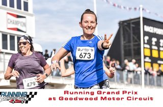 RunThrough Running Grand Prix Goodwood Motor Circuit - September