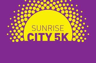 Sunrise City 5k Nottingham (July)