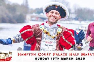 Official Hampton Court Palace Half Marathon