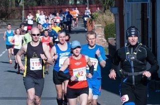 Boston UK Marathon and Half