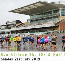 RunThrough Aintree 5k, 10k & Half Marathon - July