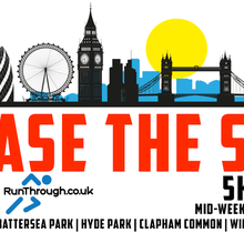 RunThrough Chase the Sun Clapham Common 5k & 10k - July