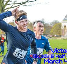 RunThrough Victoria Park - March