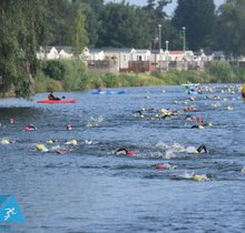 Tallington Lakes Aquathlon