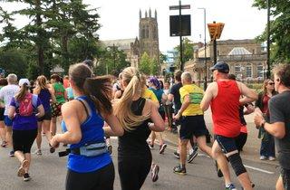 Leamington Spa Half Marathon
