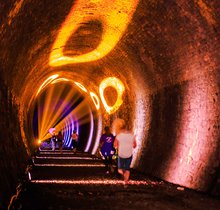 Tweed Valley Tunnel Trail Run