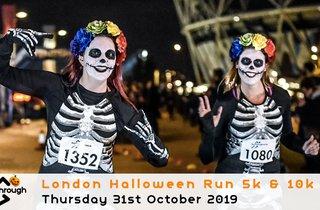 RunThrough London Halloween