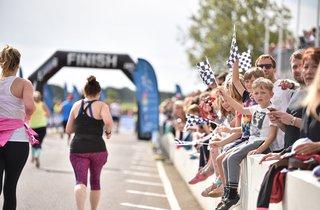Runthrough Running Grand Prix at Bedford Autodrome - October