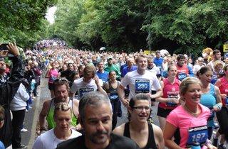 Humber Bridge Half Marathon