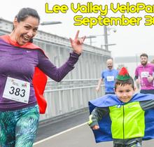 RunThrough Lee Valley VeloPark - September