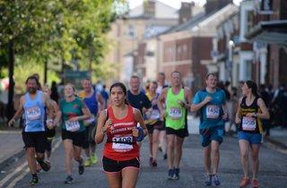 English Half Marathon