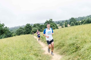 Festival of Endurance Marathon and Half Marathon, Hever Castle