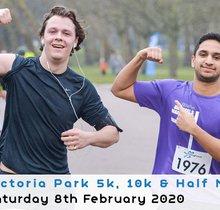 RunThrough Victoria Park - February