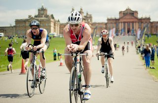 The Bloodwise Blenheim Triathlon