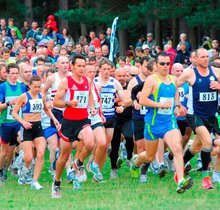 Active Forest Sherwood Pines 10k