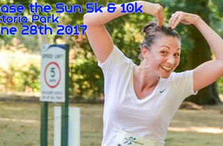 RunThrough Chase the Sun Victoria Park - June
