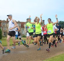 Breakfast Run Loseley