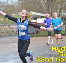 RunThrough Hyde Park 5k & 10k - April