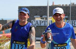 Kent Coastal Half Marathon