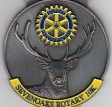 Sevenoaks Rotary Knole Park Charity 10k Run