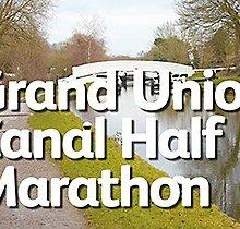 Grand Union Canal Autumn Half Marathon