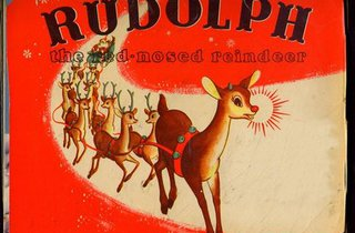 Rudolf Red Nose Race