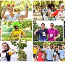 Runthrough Run Dorney Half Marathon - June
