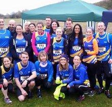 Warrington Running Club 5 miler Race Series 1