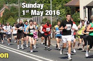 Lichfield Half Marathon