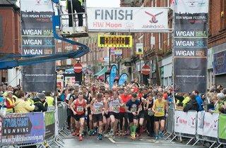 Run Wigan Festival