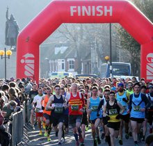 Winchester 10k Road Race