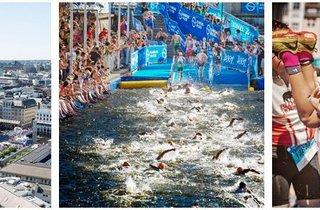 ITU World Triathlon Series Hamburg