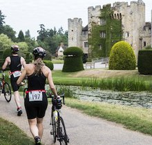 The Gauntlet at Hever Castle